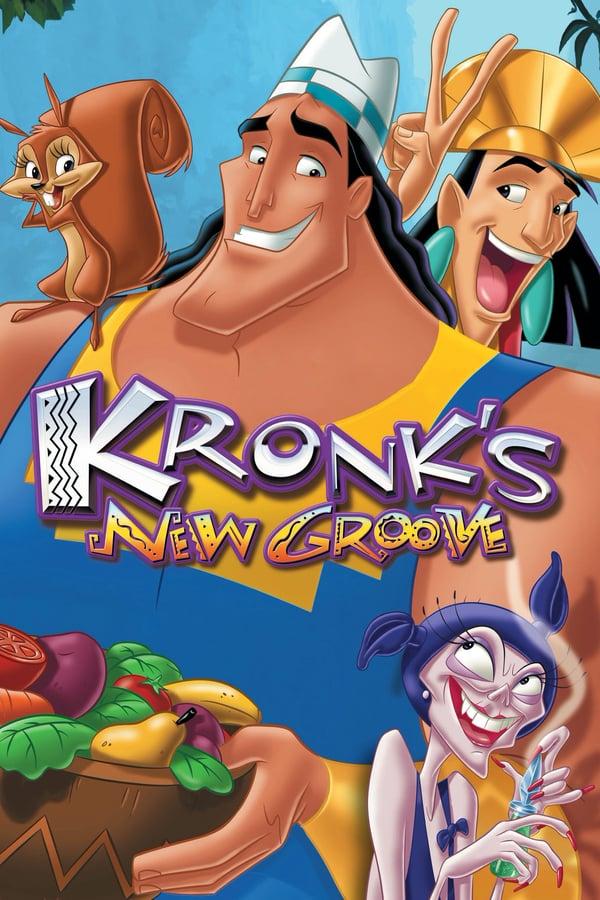 იმპერატორის თავგადასავალი 2 / Kronk's New Groove