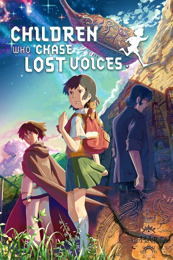 დავიწყებული ხმების დამჭერნი / Children Who Chase Lost Voices