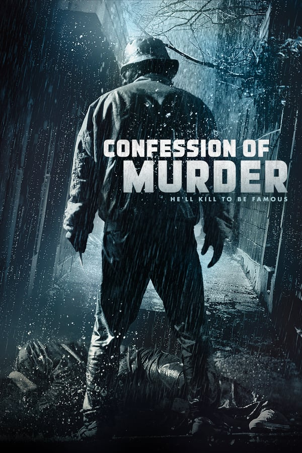 მე მკვლელი ვარ / Confession of Murder
