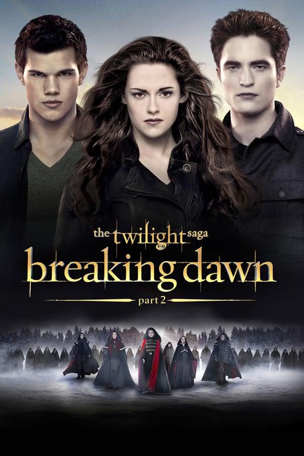 ბინდის საგა: განთიადი - ნაწილი 2 / The Twilight Saga: Breaking Dawn - Part 2