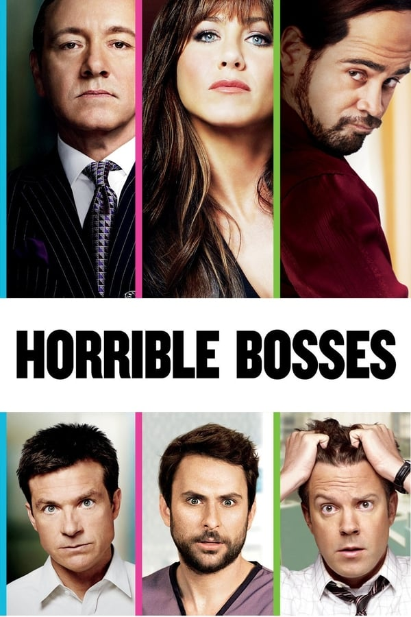 აუტანელი ბოსები / Horrible Bosses