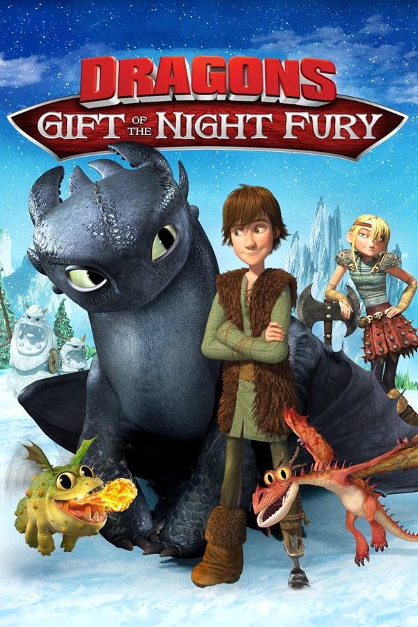 როგორ მოვათვინიეროთ დრაკონი: ღამის ფურიას საჩუქარი / Dragons: Gift of the Night Fury