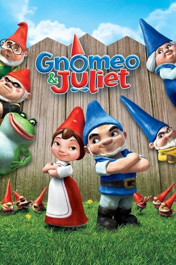 გნომეო და ჯულიეტა / Gnomeo & Juliet