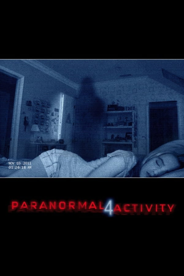 პარანორმალური მოვლენა 4 / Paranormal Activity