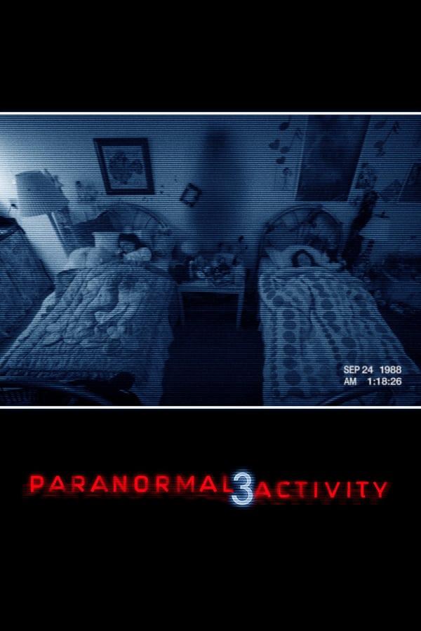 პარანორმალური მოვლენა 3 / Paranormal Activity 3