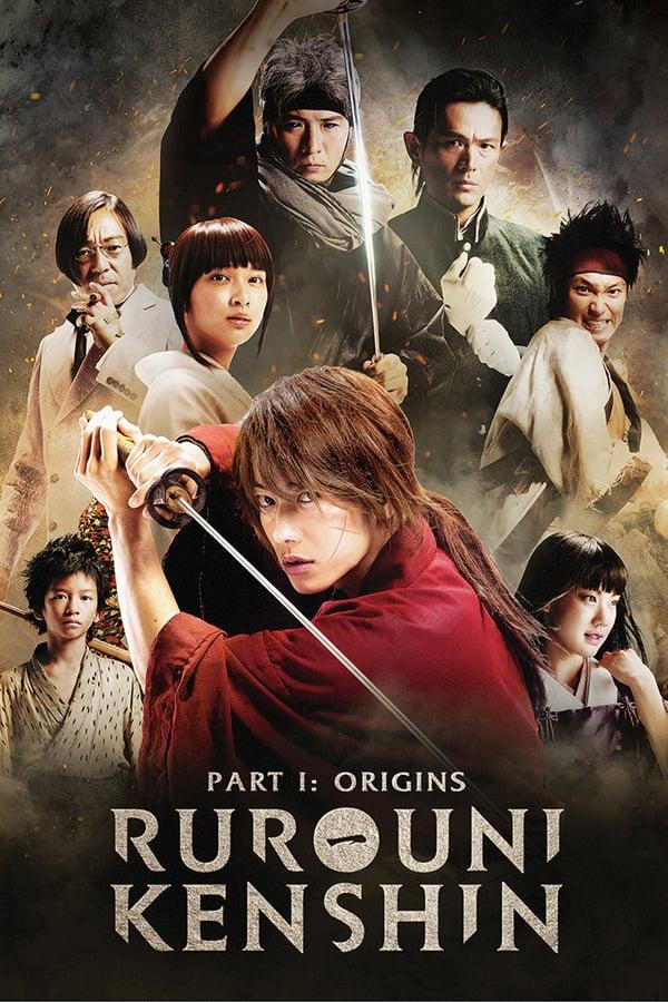 მაწანწალა კენშინი / Rurouni Kenshin: Origins