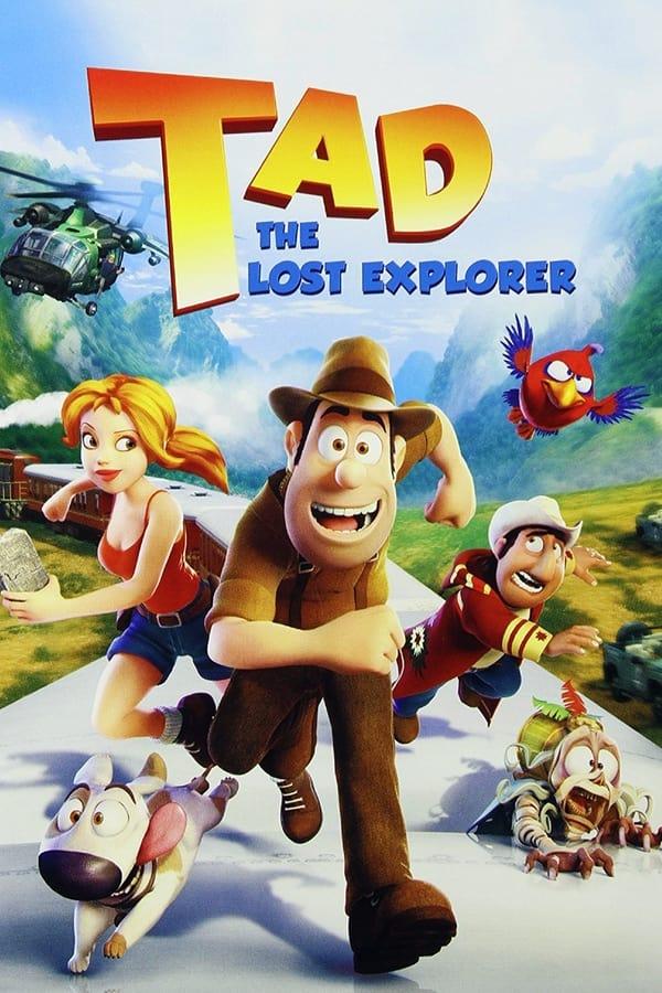 ტედ ჯონსის თავგადასავალი / Tad, The Lost Explorer