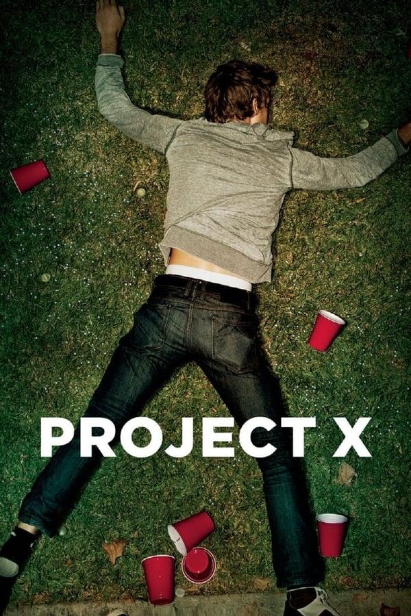 პროექტი X / Project X