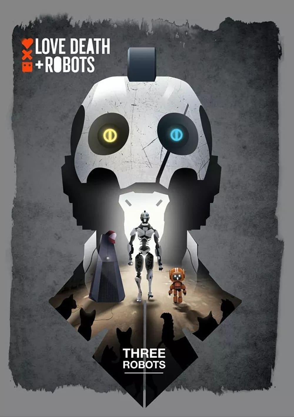 სიყვარული, სიკვდილი და რობოტები / Love, Death & Robots