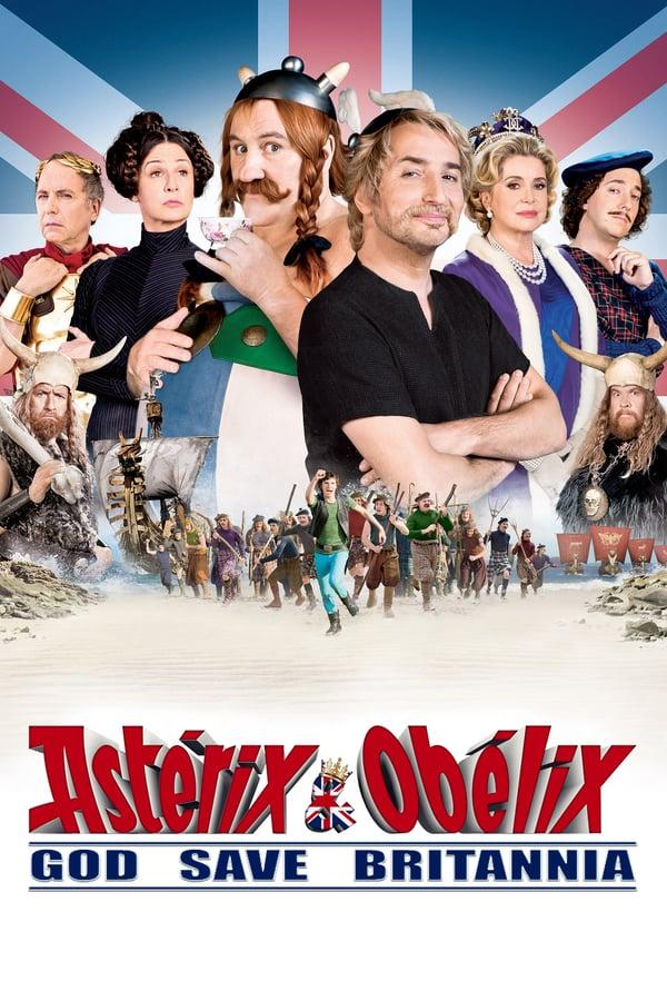 ასტერიქსი და ობელიქსი ბრიტანეთში / Astérix and Obélix: God Save Britannia