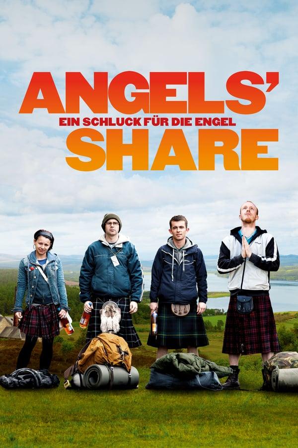 ანგელოზთა ხვედრი / The Angels' Share
