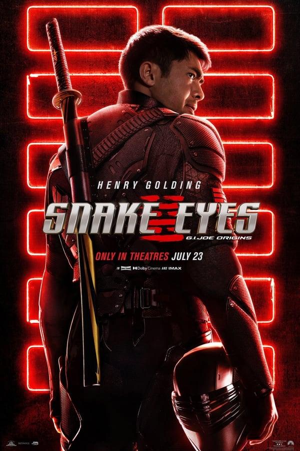 G.I. Joe: კობრას ნახტომი / Snake Eyes: G.I. Joe Origins
