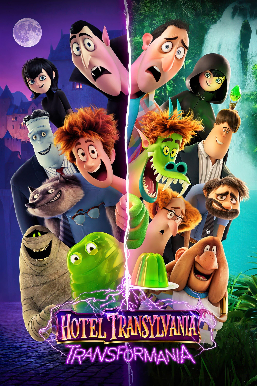 სასტუმრო ტრანსილვანია 4: ტრანსფორმანია / Hotel Transylvania: Transformania