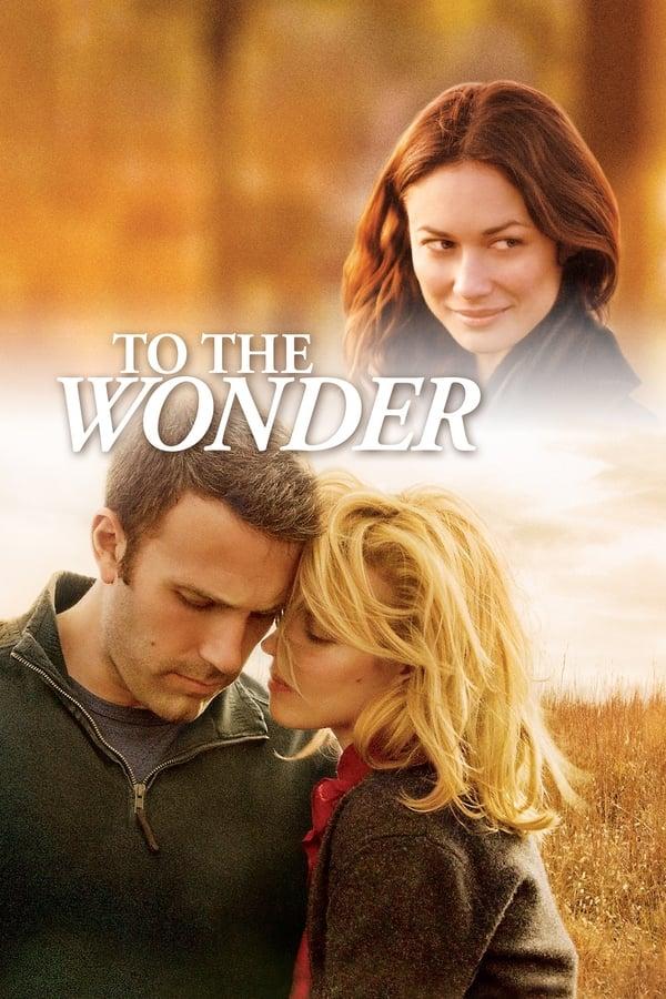 საოცრებისკენ / To the Wonder