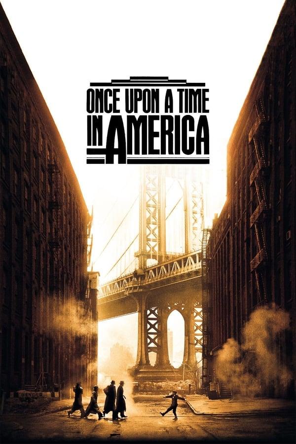 ერთხელ ამერიკაში / Once Upon a Time in America