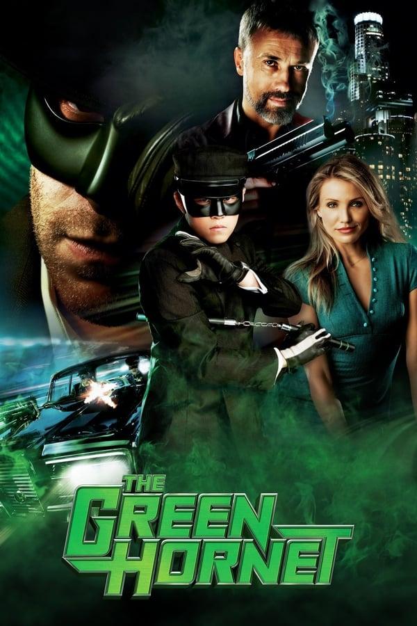 მწვანე ონავარი / The Green Hornet