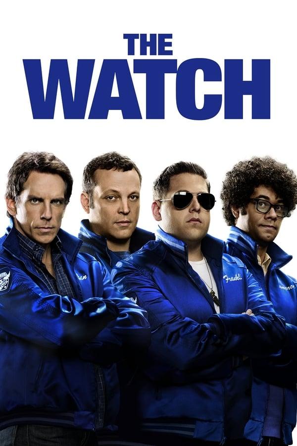 მცველები / The Watch