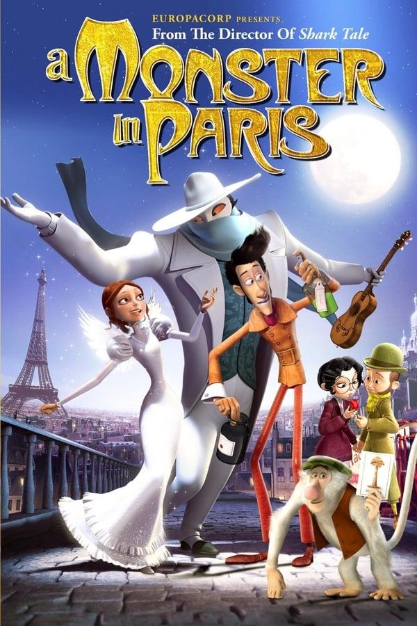 მონსტრი პარიზში / A Monster in Paris