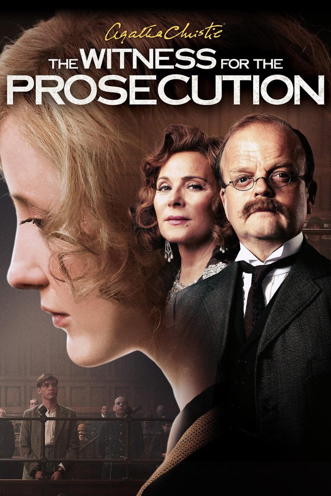 ბრალდების მოწმე / The Witness for the Prosecution