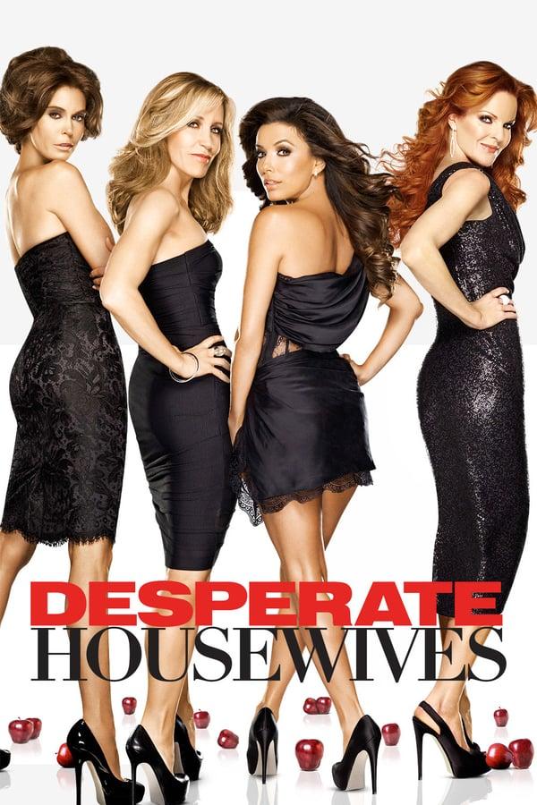 სასოწარკვეთილი დიასახლისები / Desperate Housewives