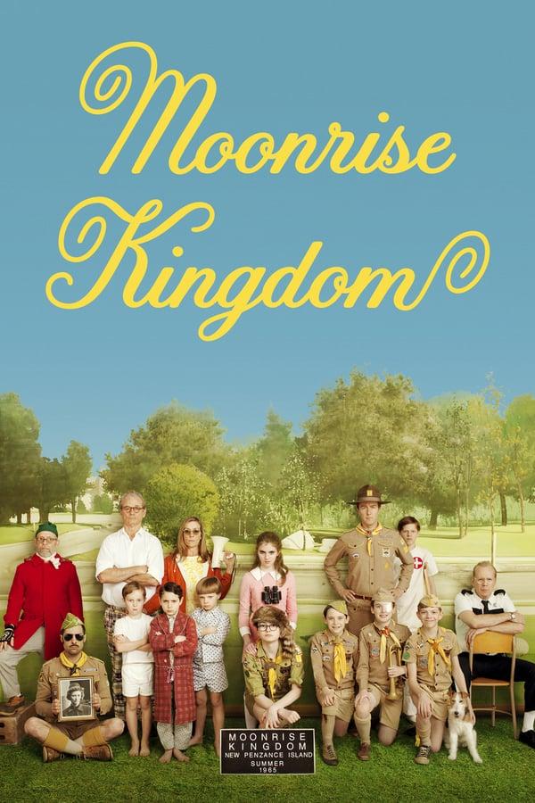 ამომავალი მთვარის სამეფო / Moonrise Kingdom