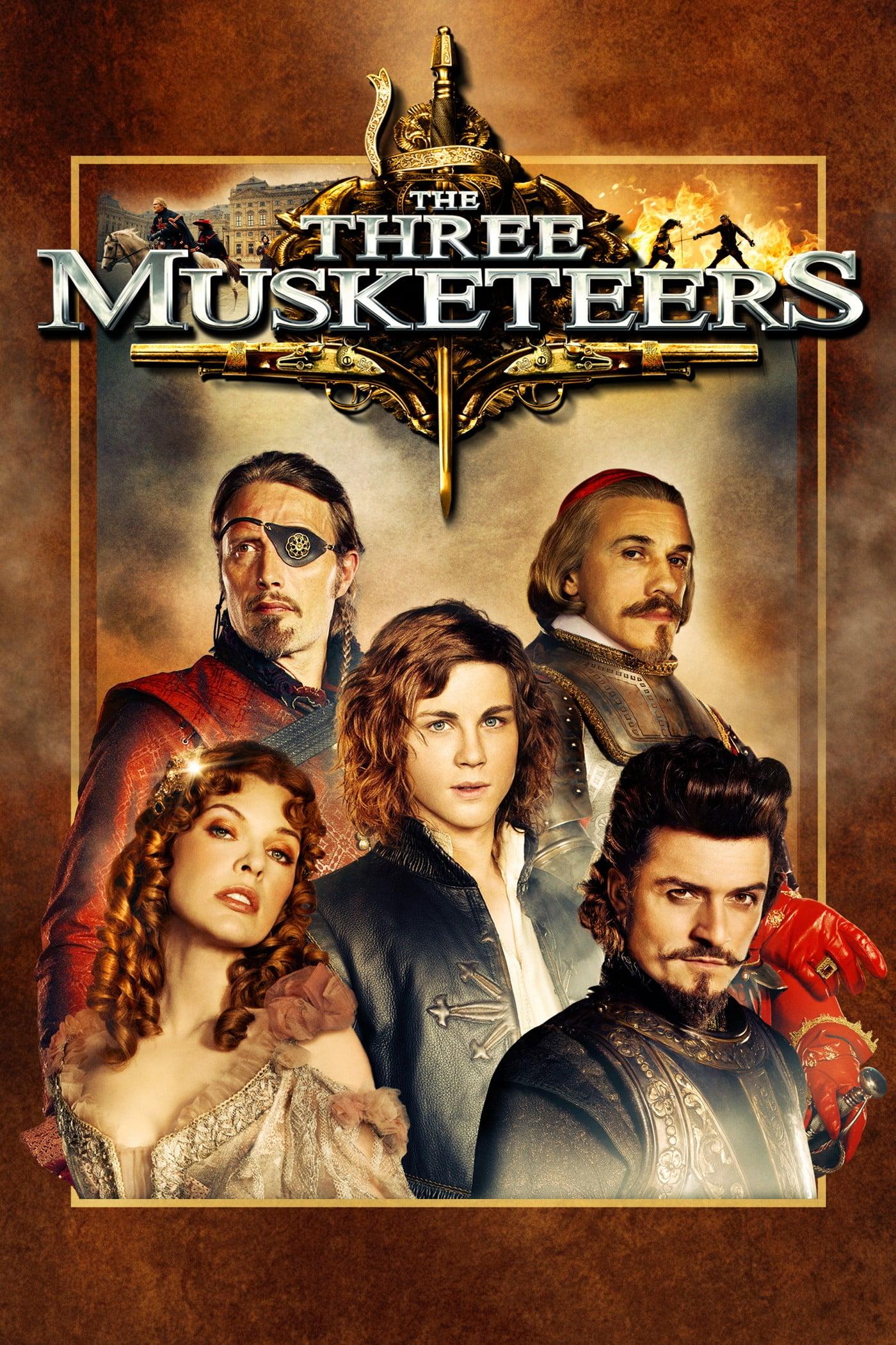 სამი მუშკეტერი / The Three Musketers