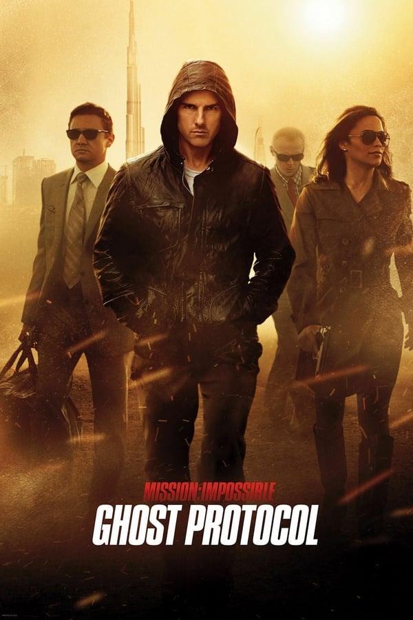 შეუსრულებელი მისია 4 / Mission: Impossible 4 - Ghost Protocol