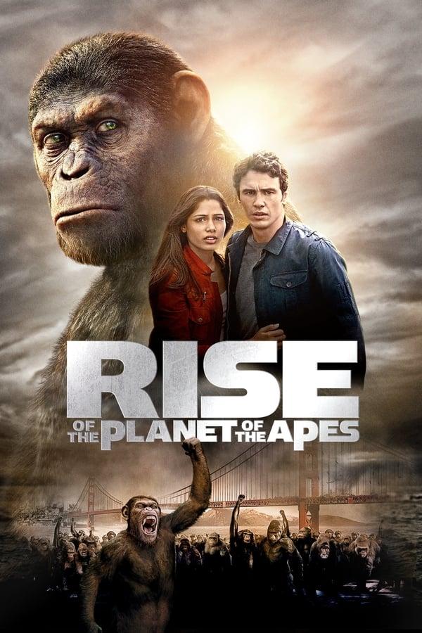 აჯანყება მაიმუნების პლანეტაზე / Rise of the Planet of the Apes