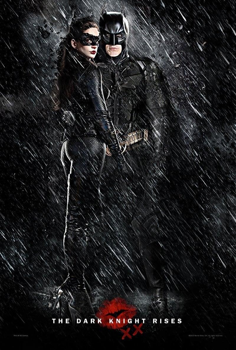 ბნელი რაინდის აღზევება / The Dark Knight Rises