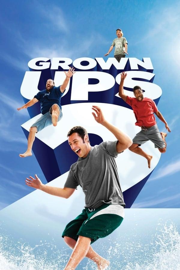 ზრდასრულები 2 / Grown Ups 2