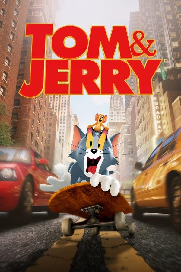 ტომი და ჯერი / Tom and Jerry