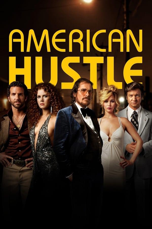 ამერიკული აფერა / American Hustle