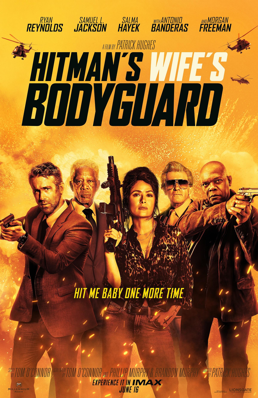 ქილერის ცოლის მცველი / The Hitman's Wife's Bodyguard