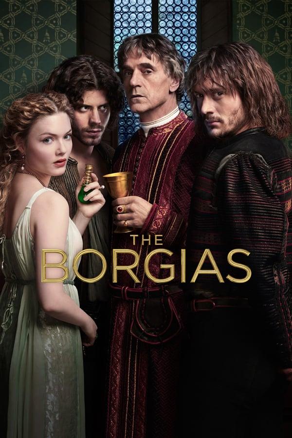 ბორჯიების ოჯახი / The Borgias