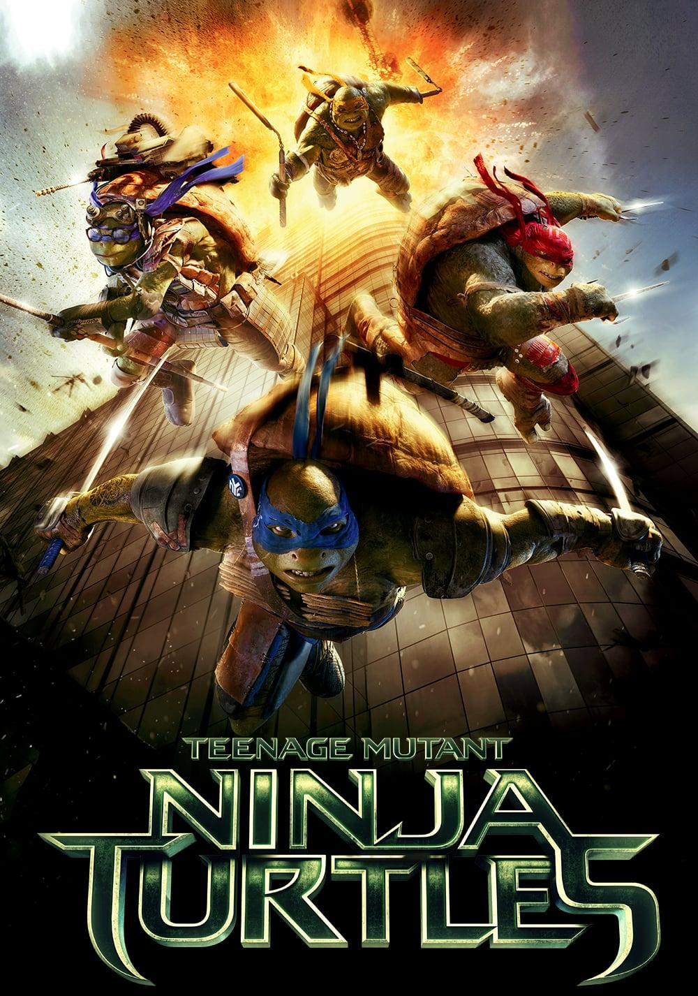 კუ-ნინძები / Teenage Mutant Ninja Turtles
