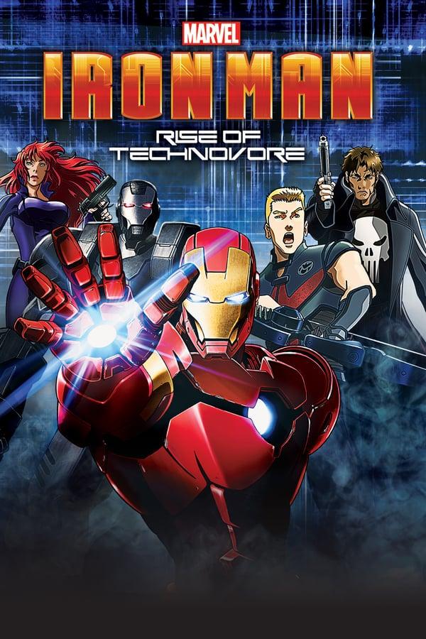 რკინის კაცი: ტექნოვორის აღზევება / Iron Man: Rise of Technovor