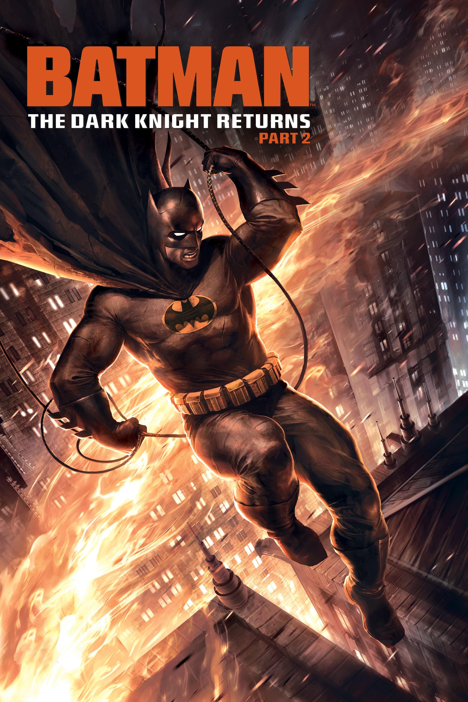 ბეთმენი: ბნელი რაინდის დაბრუნება, ნაწილი 2 / Batman: The Dark Knight Returns, Part 2