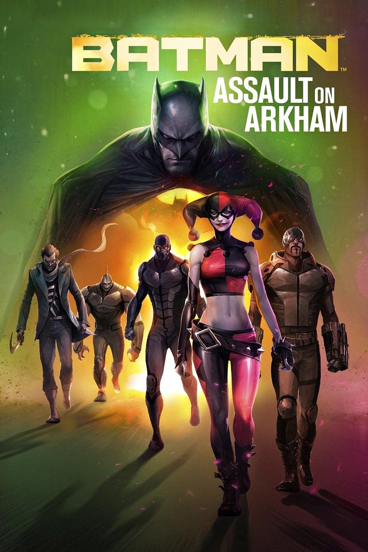 ბეტმენი: თავდასხმა არხამზე / Batman: Assault on Arkham