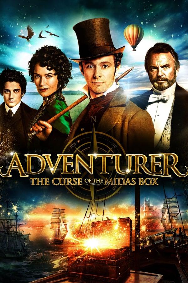 მიდასის ზარდახშის წყევლა / The Adventurer: The Curse of the Midas Box