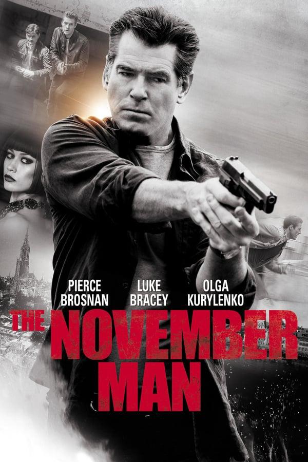 ნოემბრის კაცი / The November Man
