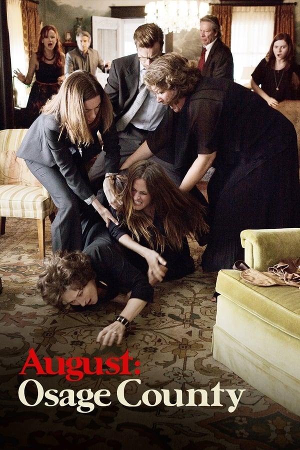 აგვისტო: ოსეიჯის საგრაფო / August: Osage County