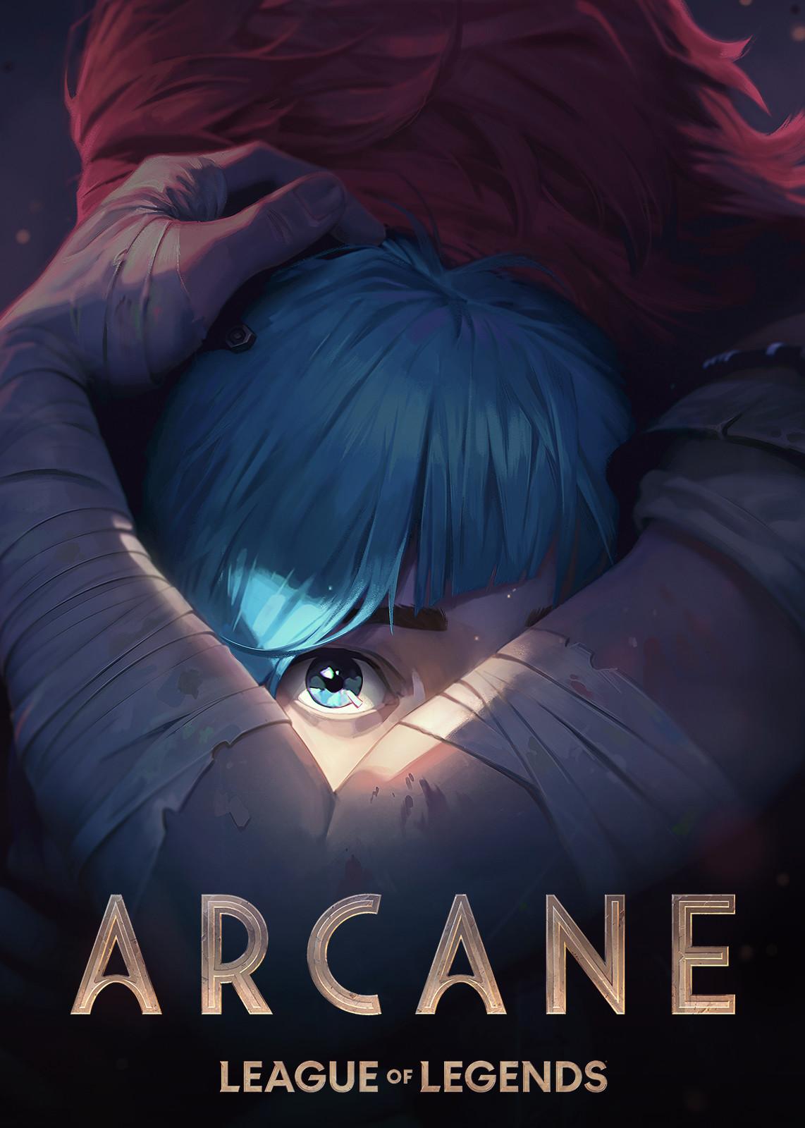 არკეინი / Arcane