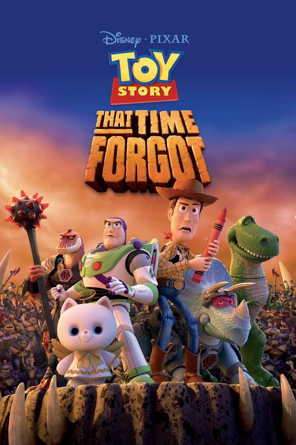 სათამაშოების ისტორია: მივიწყებული ამბავი / Toy Story That Time Forgot