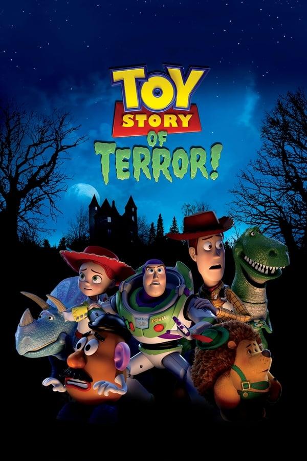 სათამაშოების ისტორია ტერორზე / Toy Story of Terror