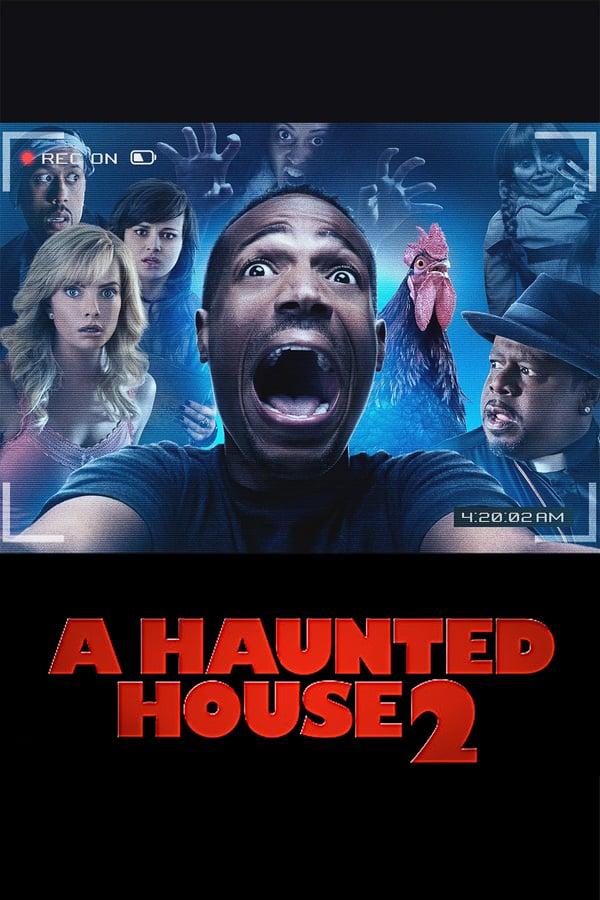 პარანორმალური მოვლენები 2 / A Haunted House 2