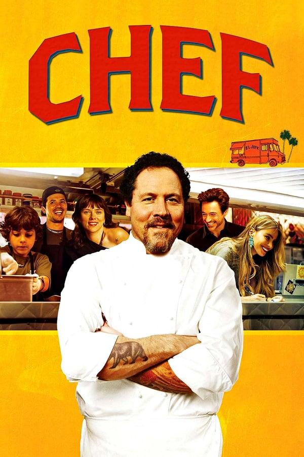 მზარეული ბორბლებზე / Chef