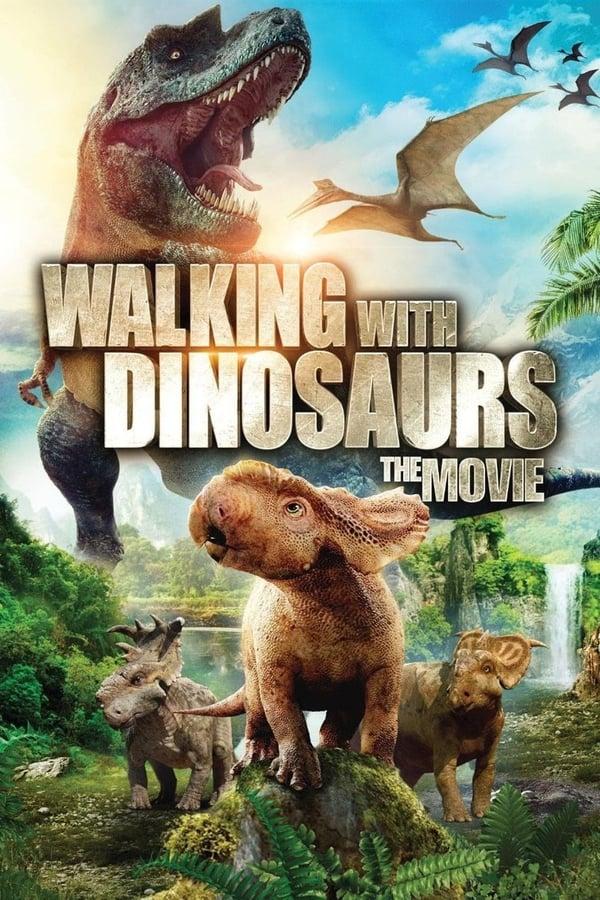 გასეირნება დინოზავრებთან ერთად 3D / Walking with Dinosaurs 3D