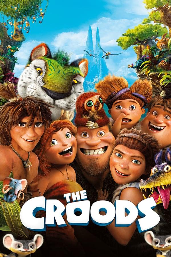 ქრუდსების ოჯახი / The Croods