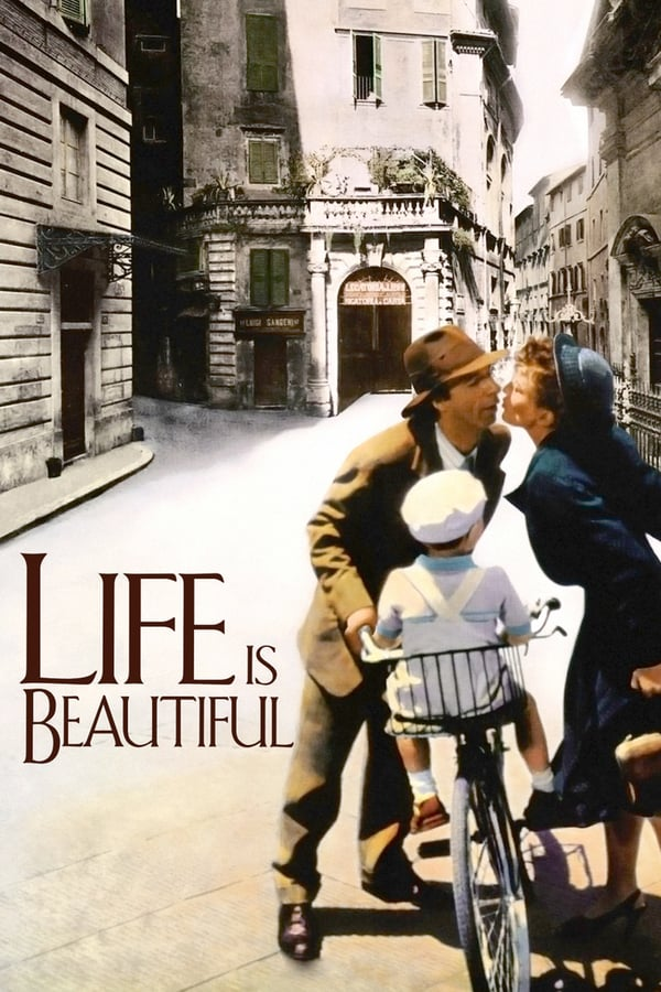 ცხოვრება მშვენიერია / Life Is Beautiful