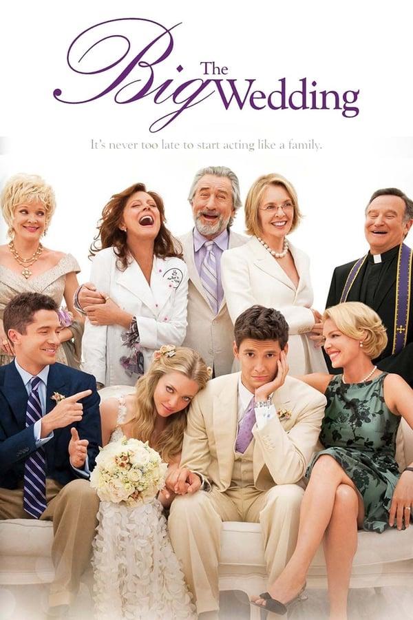 დიდი ქორწილი / The Big Wedding